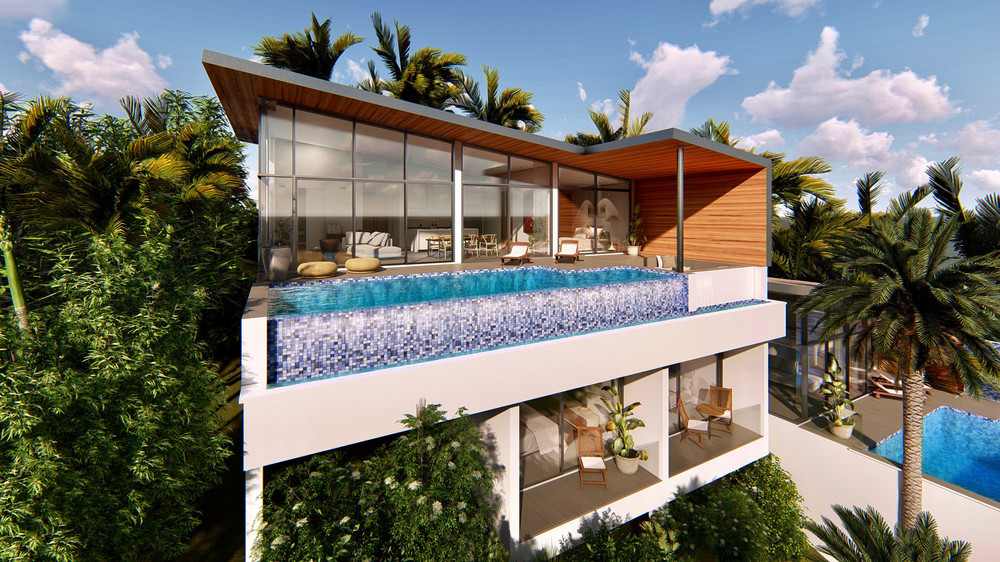 For Sale 3 Beds House in Ko Samui, Surat Thani, Thailand | Ref. TH-JTJFQWOW