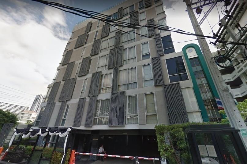 The Tempo Ruamrudee - For Sale or Rent 1 Bed Condo Near BTS Phloen Chit, Bangkok, Thailand   Ref. TH-EFAUVWVA