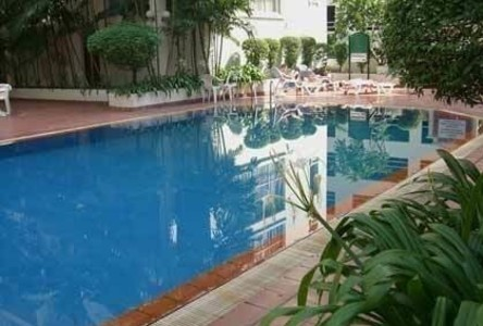 For Sale or Rent Condo 31 sqm Near BTS Phrom Phong, Bangkok, Thailand