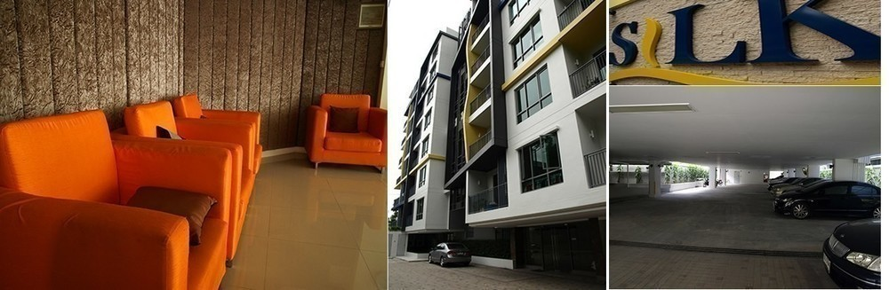 Silk Sanampao - For Sale or Rent 1 Bed Condo Near BTS Sanam Pao, Bangkok, Thailand | Ref. TH-AACFTZEQ