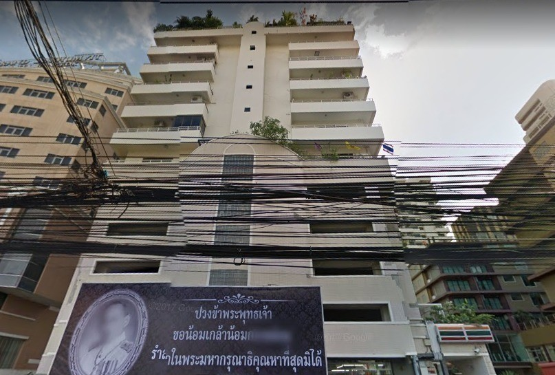 Saranjai Mansion - For Sale or Rent 3 Beds Condo Near BTS Nana, Bangkok, Thailand | Ref. TH-FFYUUVIX