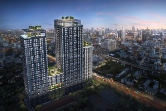 Located in the same area - XT Phayathai
