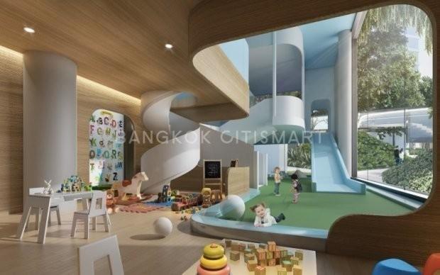 One 9 Five Asoke - Rama 9 - For Sale 2 Beds Condo Near MRT Phraram Kao 9, Bangkok, Thailand   Ref. TH-KFADNAYY