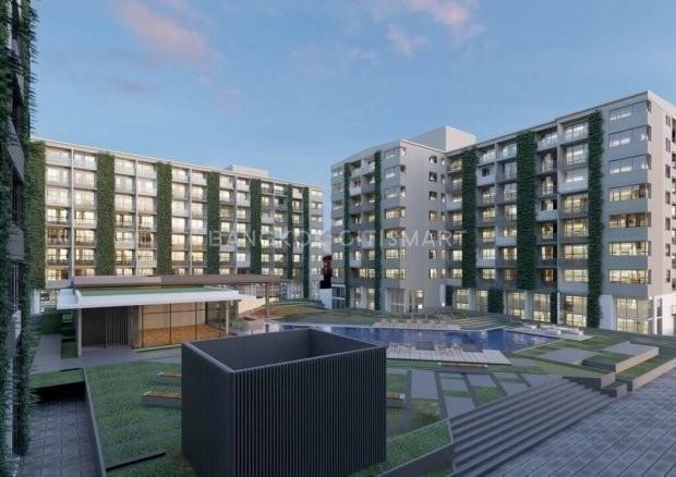 บลอสซั่ม คอนโด สาทร-เจริญราษฎร์ - ขาย คอนโด 1 ห้องนอน สาทร กรุงเทพฯ | Ref. TH-KMICFWDH