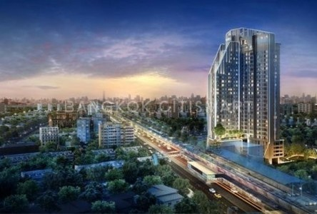 For Sale Condo 26.25 sqm in Bang Sue, Bangkok, Thailand