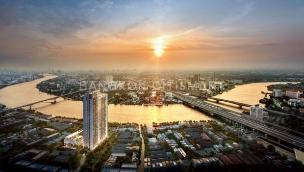 Chapter One Shine Bangpo - For Sale 2 Beds Condo in Bang Sue, Bangkok, Thailand | Ref. TH-RNLUJBDZ