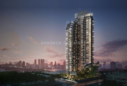 Продажа: Кондо c 1 спальней возле станции MRT Khlong Toei, Bangkok, Таиланд