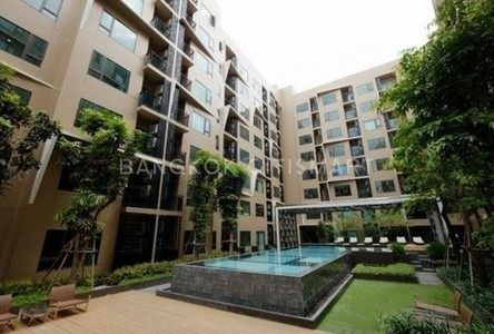 For Sale Condo 22 sqm in Yan Nawa, Bangkok, Thailand