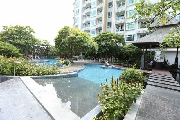 Circle Condominium - For Sale 1 Bed Condo in Watthana, Bangkok, Thailand | Ref. TH-VBLQPQQX
