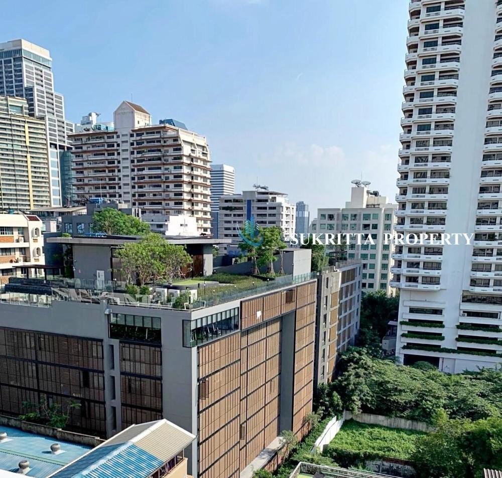 Sukhumvit Park - For Rent 1 Bed Condo Near BTS Nana, Bangkok, Thailand | Ref. TH-AWWOXHXR