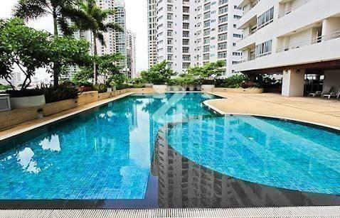 The Winning Tower - For Rent 1 Bed Condo in Watthana, Bangkok, Thailand | Ref. TH-WNWEOYVX