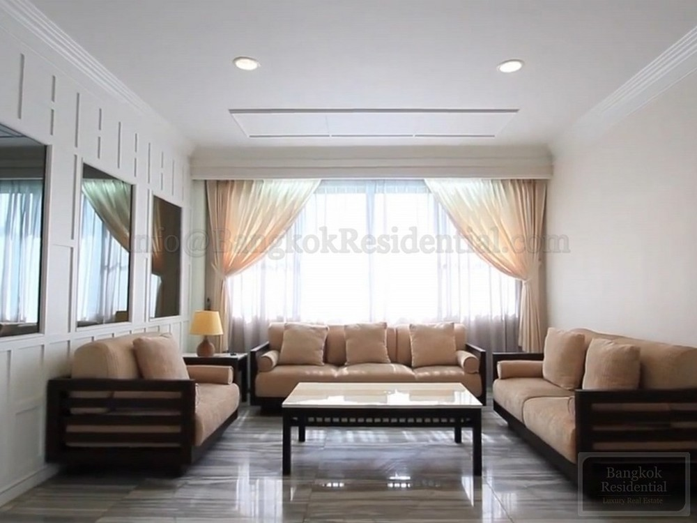 Charan Tower - В аренду: Кондо с 5 спальнями возле станции BTS Phrom Phong, Bangkok, Таиланд | Ref. TH-PPIUBICL