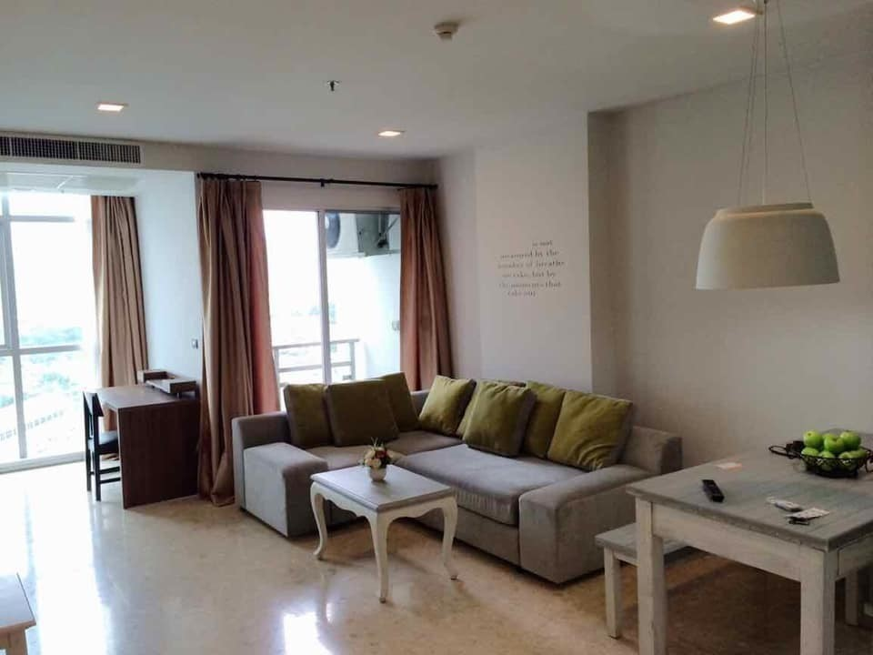 Nusasiri Grand - For Rent 1 Bed Condo Near BTS Ekkamai, Bangkok, Thailand | Ref. TH-SFHCXCHB