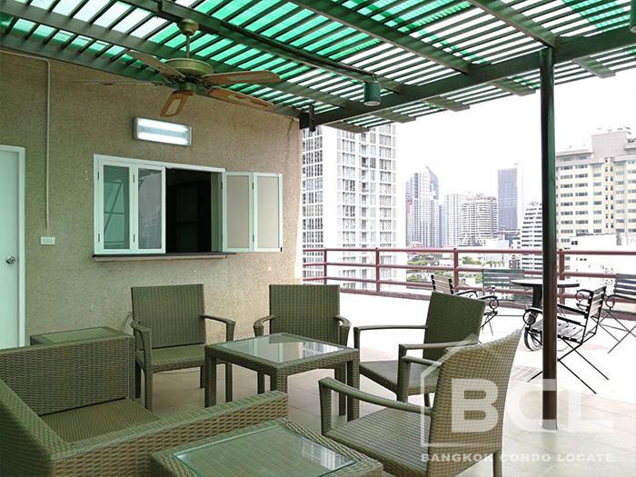 Kameo Court - В аренду: Кондо с 3 спальнями возле станции BTS Nana, Bangkok, Таиланд | Ref. TH-NXFSZLGZ