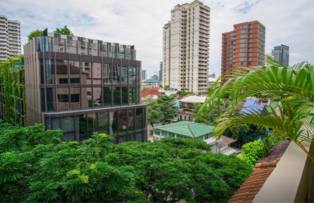 Raintree Village Apartment - For Rent 4 Beds Condo Near BTS Phrom Phong, Bangkok, Thailand | Ref. TH-YXJIRVHF