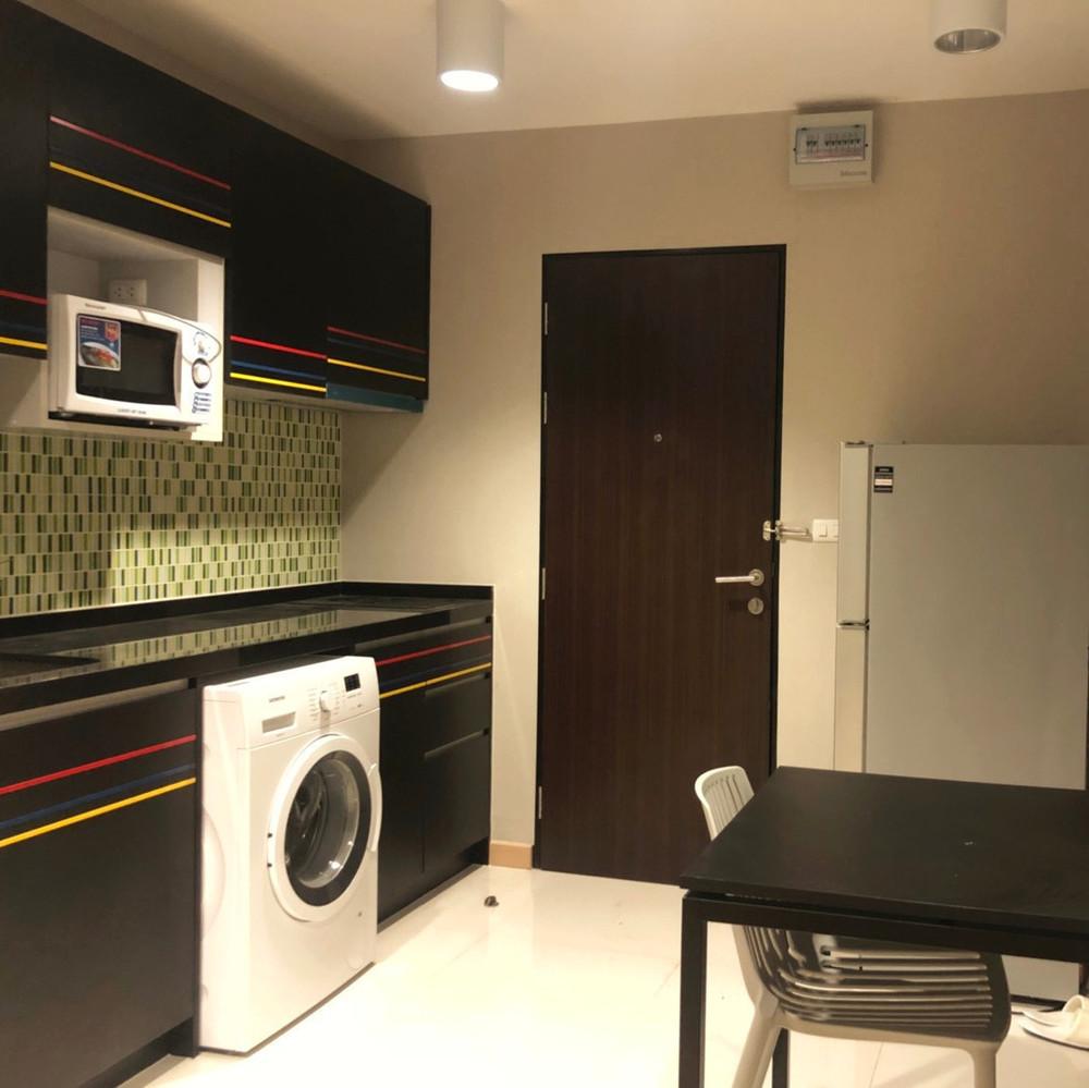 ชาโตว์ อินทาวน์ รัชดา 10 - ขาย คอนโด 1 ห้องนอน ห้วยขวาง กรุงเทพฯ | Ref. TH-RYERCNBA