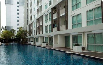 Located in the same building - A Space I.D. Asoke - Ratchada