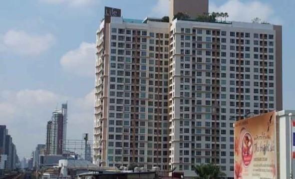 Life @ Sukhumvit - For Sale or Rent 1 Bed コンド Near BTS Phra Khanong, Bangkok, Thailand | Ref. TH-SEUDEURS