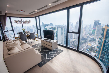 For Rent 2 Beds Condo Near MRT Phraram Kao 9, Bangkok, Thailand