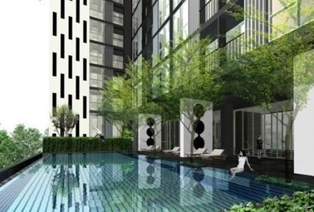 ขาย หรือ เช่า คอนโด 22.5 ตรม. ติด MRT ศูนย์วัฒนธรรมแห่งประเทศไทย