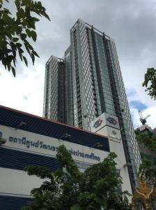 โนเบิล รีวอลฟ์ รัชดา - ขาย หรือ เช่า คอนโด 23 ตรม. ติด MRT ศูนย์วัฒนธรรมแห่งประเทศไทย   Ref. TH-HOHQTDSV
