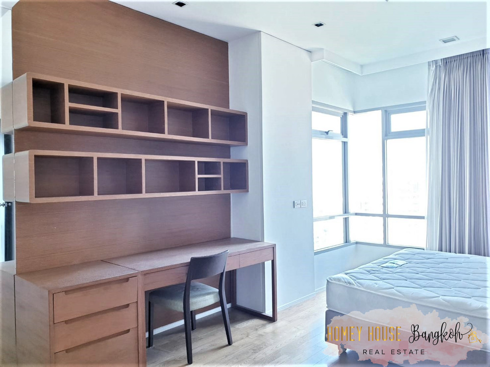 The Madison - В аренду: Кондо с 3 спальнями возле станции BTS Phrom Phong, Bangkok, Таиланд | Ref. TH-CSLMPXHY