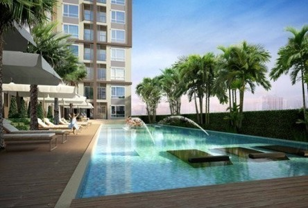For Sale or Rent 1 Bed Condo Near BTS Talat Phlu, Bangkok, Thailand