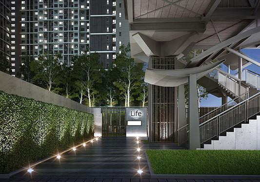 Life Asoke - Продажа или аренда: Кондо с 2 спальнями возле станции MRT Phetchaburi, Bangkok, Таиланд | Ref. TH-SKYVDTBD