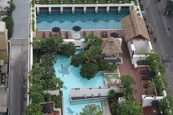 Athenee Residence - For Sale or Rent 4 Beds Condo Near BTS Phloen Chit, Bangkok, Thailand | Ref. TH-ZGEABSSU