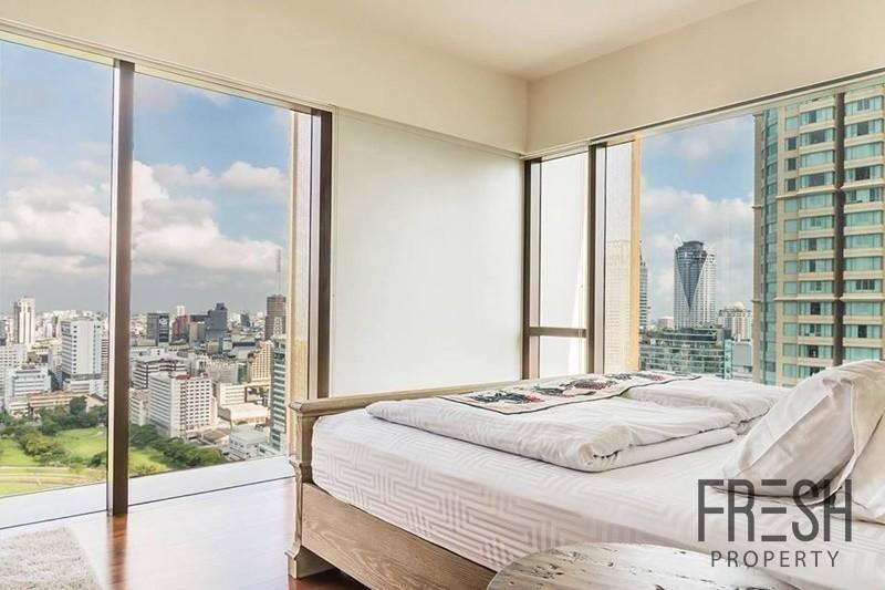 Hansar Rajdamri - For Sale 2 Beds コンド Near BTS Ratchadamri, Bangkok, Thailand | Ref. TH-RMNBENOC