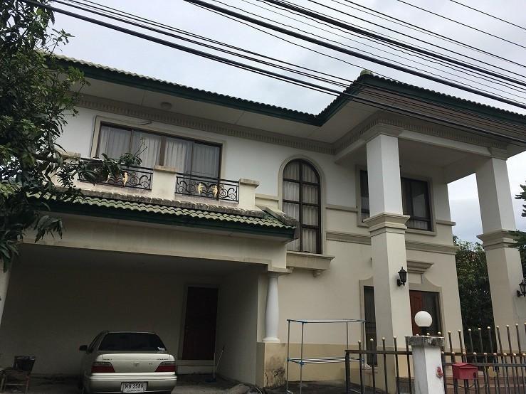For Sale 3 Beds House in Phra Samut Chedi, Samut Prakan, Thailand   Ref. TH-ZRNUNJNU
