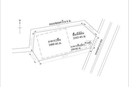 Продажа: Земельный участок 2-0-76 рай в районе Don Mueang, Bangkok, Таиланд