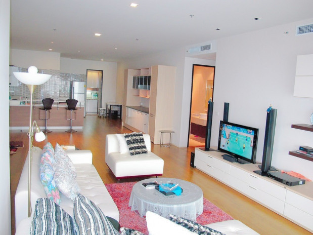 The Madison - For Rent 3 Beds Condo Near BTS Phrom Phong, Bangkok, Thailand | Ref. TH-UFFSHQYS