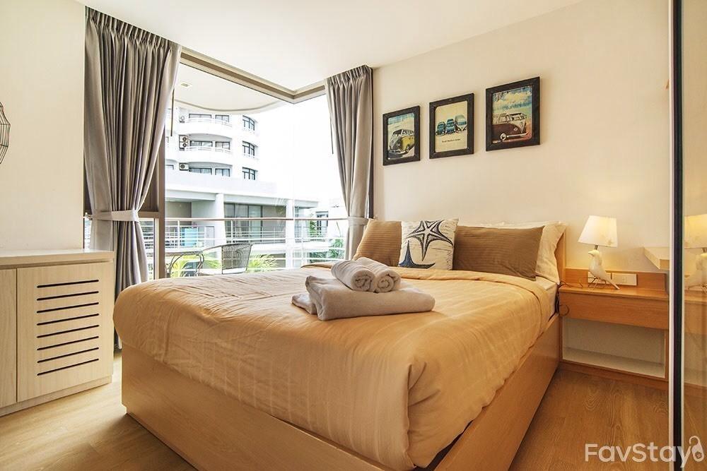 บ้านแสนคราม หัวหิน - ขาย หรือ เช่า คอนโด 2 ห้องนอน ชะอำ เพชรบุรี | Ref. TH-XTLZOBON
