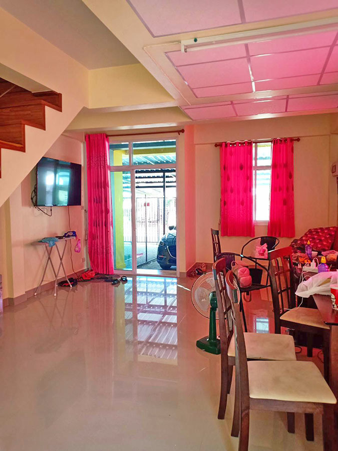 For Sale 2 Beds 一戸建て in Mueang Chiang Rai, Chiang Rai, Thailand | Ref. TH-GQQDFMTW