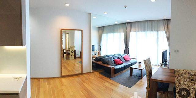 Hyde Sukhumvit - В аренду: Кондо с 2 спальнями возле станции BTS Nana, Bangkok, Таиланд | Ref. TH-QFTKKPXL
