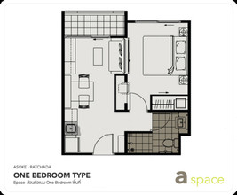 Located in the same area - A Space Asoke - Ratchada