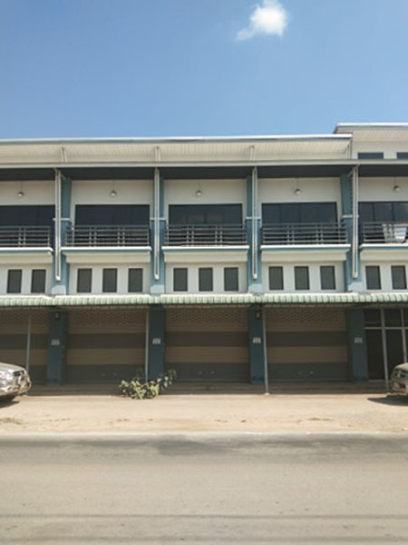 For Sale 2 Beds Shophouse in Mae Chan, Chiang Rai, Thailand | Ref. TH-FONOOIIC