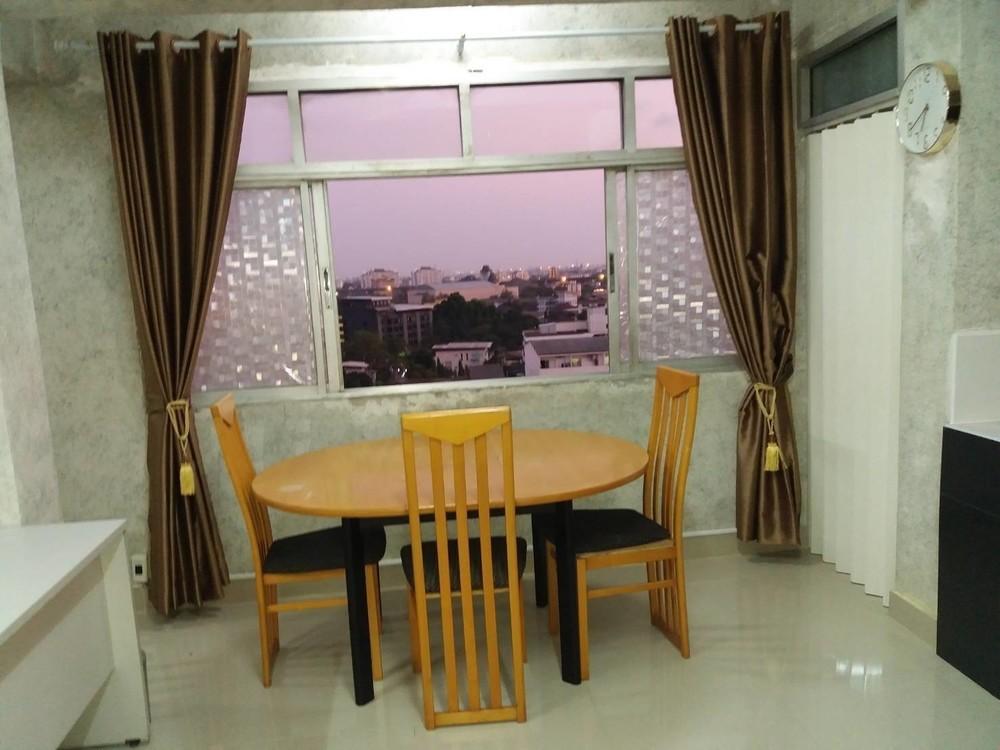 Udomsuk Tower - For Rent コンド 38 sqm Near BTS Udom Suk, Bangkok, Thailand | Ref. TH-GTQIDUSQ