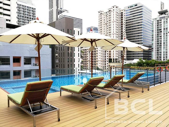 The klasse residence - For Rent 2 Beds コンド Near MRT Sukhumvit, Bangkok, Thailand | Ref. TH-ZYHTJAKU
