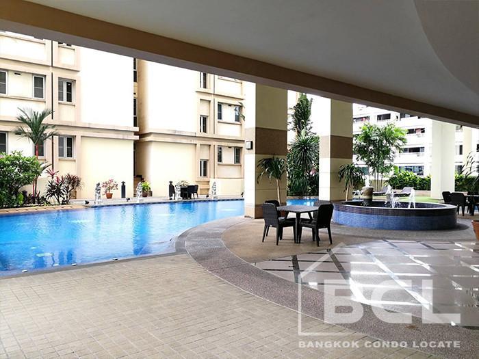 Grand Mercure Bangkok Asoke Residence - В аренду: Кондо с 2 спальнями возле станции MRT Sukhumvit, Bangkok, Таиланд | Ref. TH-QWDYBPMP