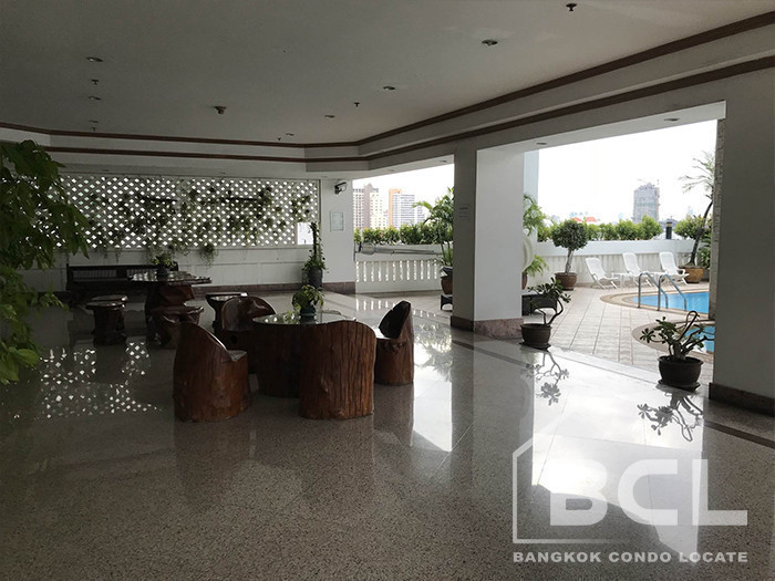 จีเอ็ม ทาวเวอร์ - ให้เช่า คอนโด 3 ห้องนอน วัฒนา กรุงเทพฯ | Ref. TH-AAEGMMWX