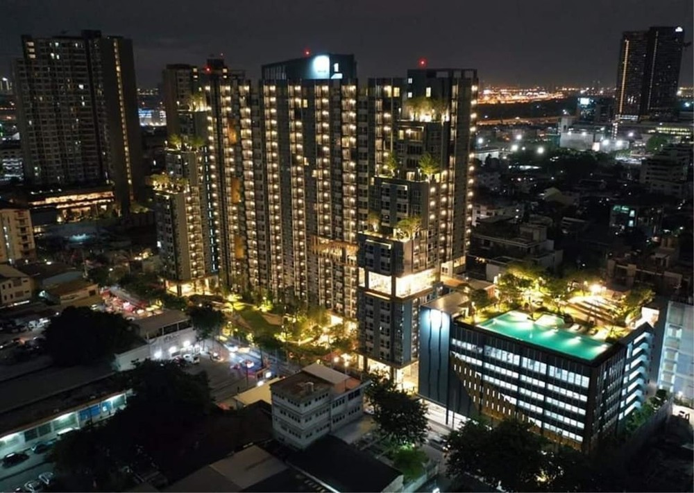 Lumpini Park Vibhavadi - Chatuchak - For Sale or Rent 1 Bed コンド in Din Daeng, Bangkok, Thailand | Ref. TH-TWRVTDPL