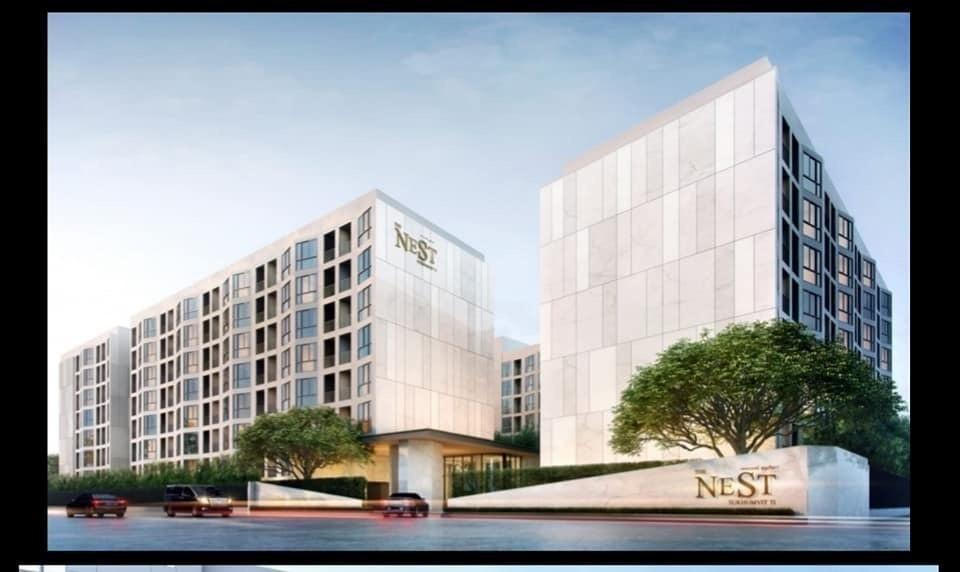 The Nest Sukhumvit 71 - For Sale or Rent 1 Bed コンド in Khlong Toei, Bangkok, Thailand | Ref. TH-PPNXDKGS