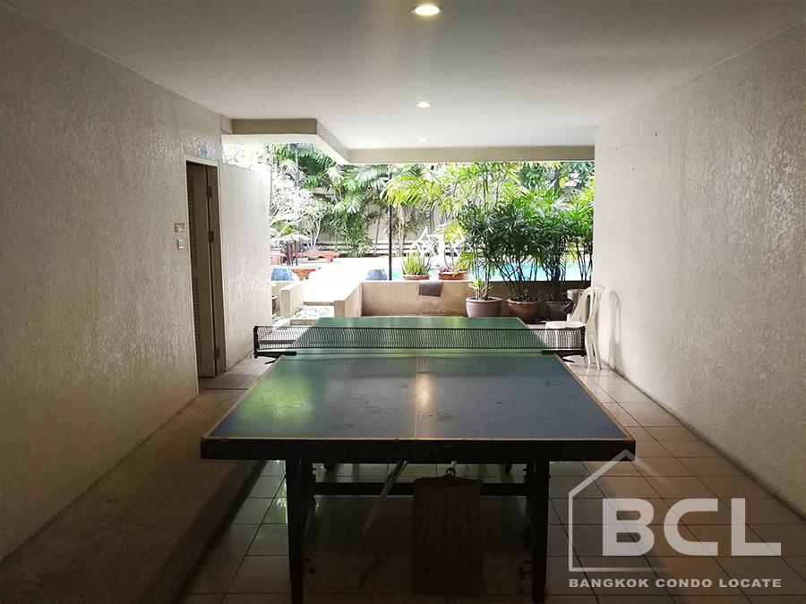 Belair Mansion - For Rent 3 Beds Condo Near MRT Sukhumvit, Bangkok, Thailand | Ref. TH-YQBAGWJM