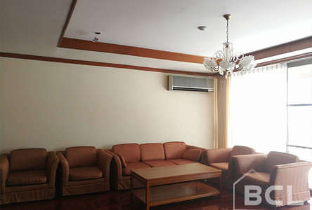 ให้เช่า คอนโด 3 ห้องนอน ติด MRT สุขุมวิท