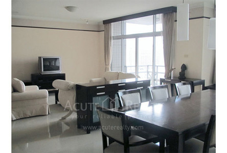 For Sale or Rent 3 Beds Condo Near BTS Phloen Chit, Bangkok, Thailand