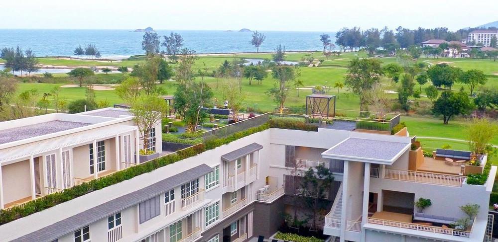 Autumn Hua Hin - For Sale or Rent 1 Bed コンド in Hua Hin, Prachuap Khiri Khan, Thailand | Ref. TH-NBAGLEOH