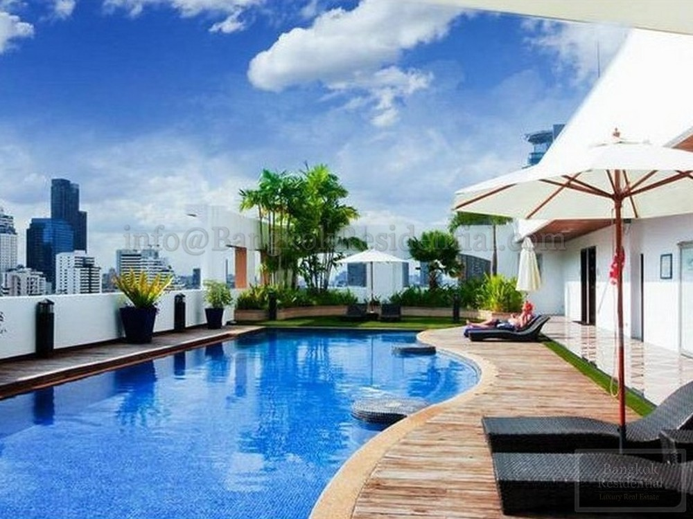 Grand Mercure Bangkok Asoke Residence - В аренду: Кондо с 2 спальнями возле станции MRT Sukhumvit, Bangkok, Таиланд | Ref. TH-XRIERNTO