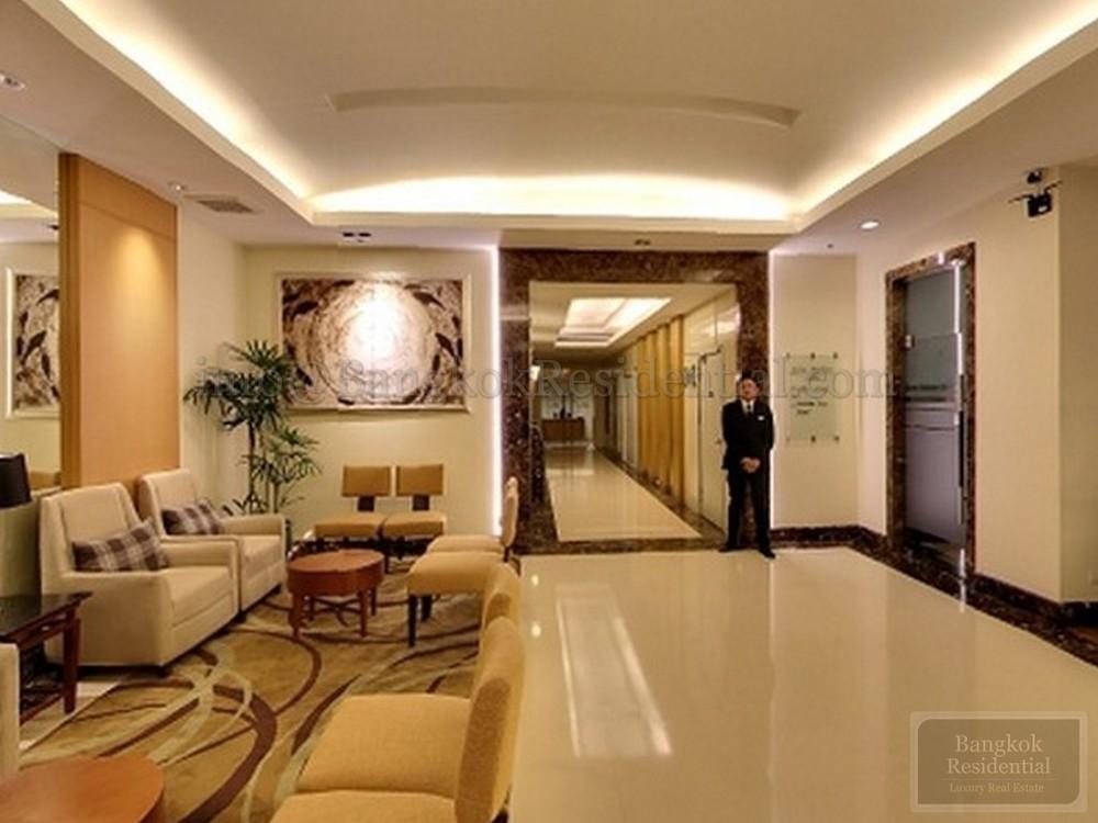JASMINE CITY HOTEL - В аренду: Кондо c 1 спальней возле станции BTS Asok, Bangkok, Таиланд | Ref. TH-LKYMKGDB